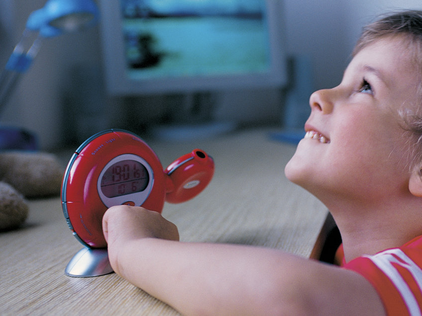 trilla kids alarm for oregon scientific