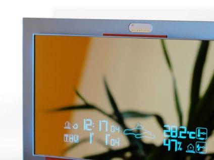 weather mirror for oregon scientific