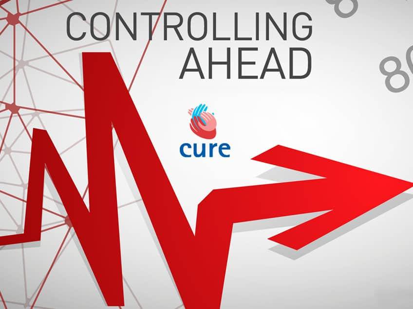 Graphic concept for Cure 2015