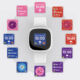 ALCATEL – Kids Watch UI